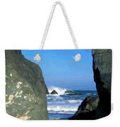 Sheltered From The Wind Weekender Tote Bag