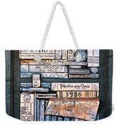 Shelved - 5 Weekender Tote Bag
