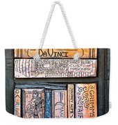 Shelved - 6 Weekender Tote Bag