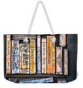 Shelved - 7 Weekender Tote Bag