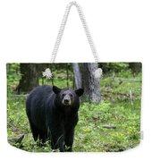 Shenandoah Black Bear Weekender Tote Bag