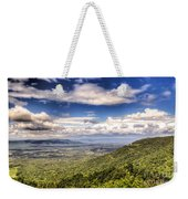 Shenandoah National Park - Sky And Clouds Weekender Tote Bag