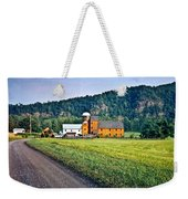 Shenandoah Valley Farm Weekender Tote Bag