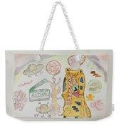 Shenya Custom Made Painting  Weekender Tote Bag