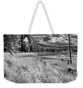 Shepard Lake Weekender Tote Bag