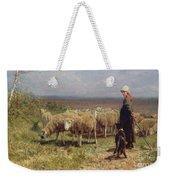 Shepherdess Weekender Tote Bag by Anton Mauve