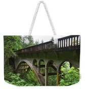 Shepperds Dell Bridge Weekender Tote Bag