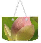Sherbert Flower Weekender Tote Bag