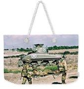 Sherman Advance Weekender Tote Bag