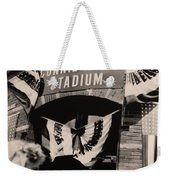 Shibe Park - Connie Mack Stadium Weekender Tote Bag by Bill Cannon