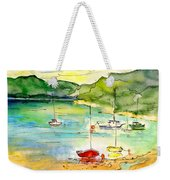 Shieldaig In Scotland 03 Weekender Tote Bag