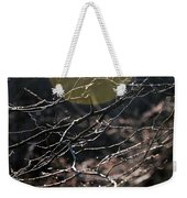 Shimmering Branches Weekender Tote Bag