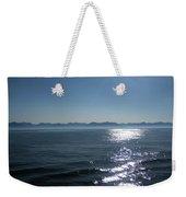 Shimmering Sea Weekender Tote Bag
