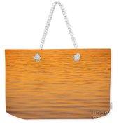 Shimmering Surface Weekender Tote Bag