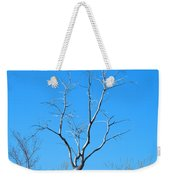Shimmering Tree Weekender Tote Bag