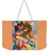 Shimshon Weekender Tote Bag