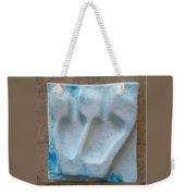 Shin Blue Marine Weekender Tote Bag