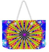 Shine And Sparkle Weekender Tote Bag