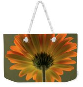 Shine Bright Gerber Daisy Square Weekender Tote Bag