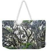 Shine Through Weekender Tote Bag