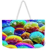 Shiney Bubbles Weekender Tote Bag