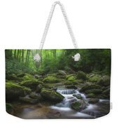 Shining Creek Weekender Tote Bag