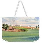 Shinnecock Hills Golf Course Weekender Tote Bag by Bill Holkham