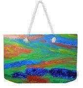 Shinning Sea Weekender Tote Bag