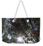 Shinning Sun Weekender Tote Bag