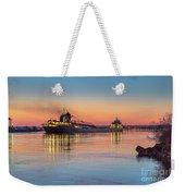 Ship Kaye Barker Reflections -8368 Weekender Tote Bag
