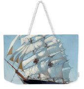 Ship Waimate - Detail Weekender Tote Bag