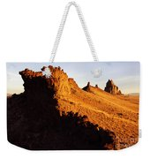 Shiprock New Mexico 2 Weekender Tote Bag