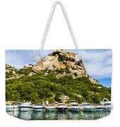Ships Collection To Italian Harbor Weekender Tote Bag