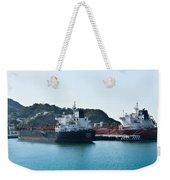 Ships Weekender Tote Bag