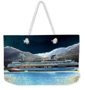 Shipshape 10 Weekender Tote Bag