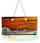 Shipshape 2 Weekender Tote Bag