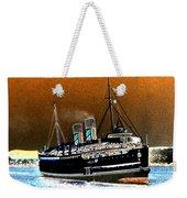 Shipshape 4 Weekender Tote Bag