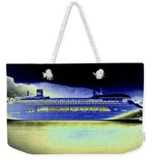 Shipshape 7 Weekender Tote Bag by Will Borden
