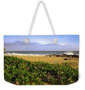 Shipwreck Beach Weekender Tote Bag