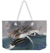 Shipwreck Weekender Tote Bag