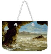 Shipwreck On The Coast  Weekender Tote Bag
