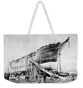 Shipyard Weekender Tote Bag