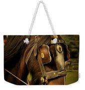 Shire Horse Weekender Tote Bag