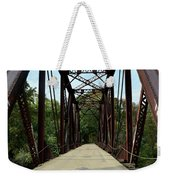 Shirley Railroad Bridge 1 Weekender Tote Bag