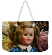 Shirley Temple Doll Weekender Tote Bag