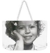 Shirley Temple Weekender Tote Bag
