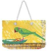 Shirley's Bird Weekender Tote Bag