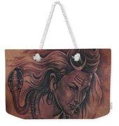 Shiva Mahadev Weekender Tote Bag