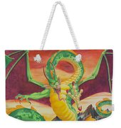 Shivan Dragon 3.0 Weekender Tote Bag