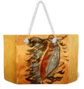 Shivers Of Delight - Tile Weekender Tote Bag
